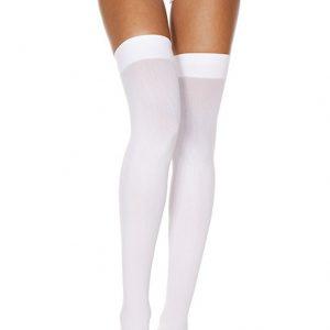 плятни чорапи до средата на бедрото