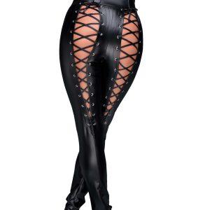 еротичен панталон с връзки отзад